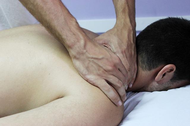 Przykład terapii manualnej